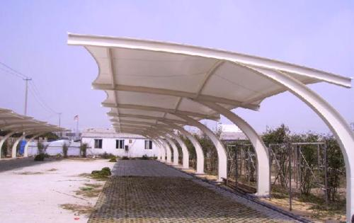 宿迁膜结构停车棚