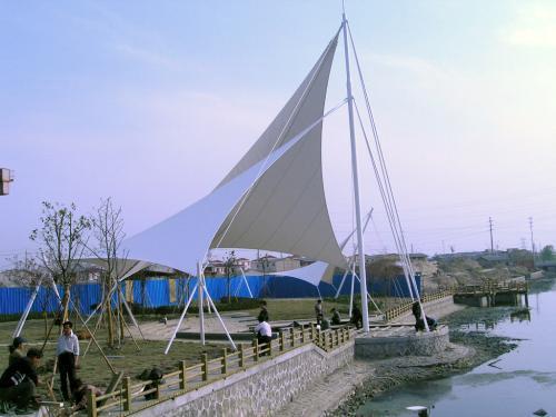 淮安景观膜结构