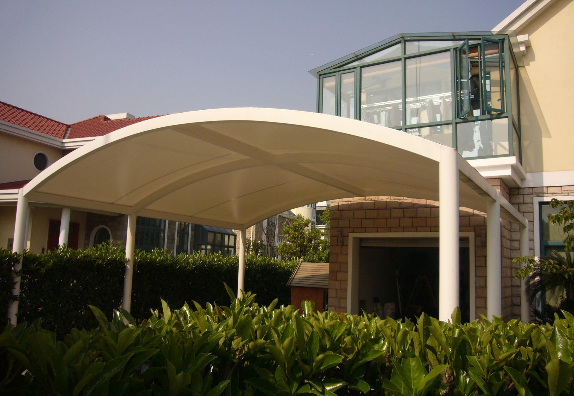 盐城膜结构遮阳棚