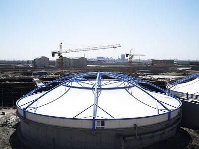 扬州污水池加盖