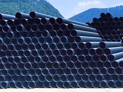 HDPE单壁波纹管公司
