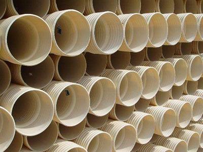 贵州PVC-U单壁波纹管价钱