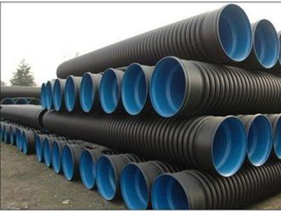 精高HDPE管道——市政工程管道优选产品
