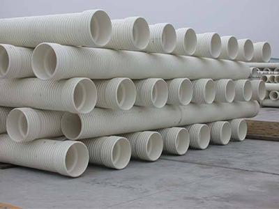 贵州PVC-U单壁波纹管