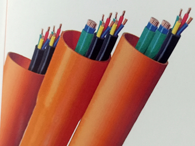 pvc电力电缆护套管
