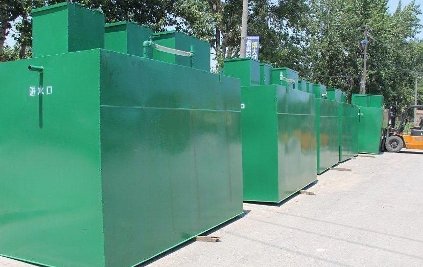 污水处理设备的施工条件分析