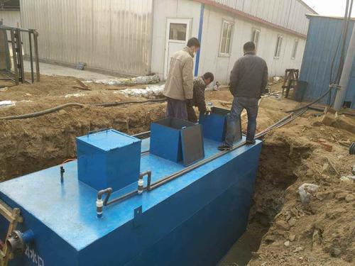 污水池处理设备