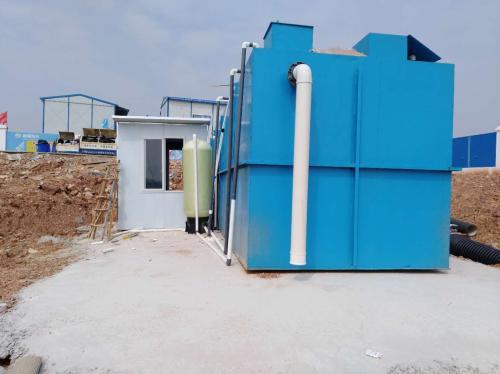 小区地埋式污水处理设备