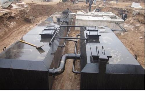 地埋式工业污水处理设备