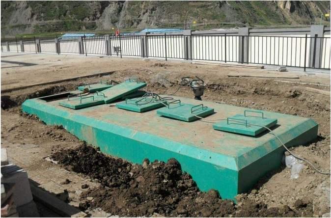 地埋式污水处理设备出现停运的现象应如何处理