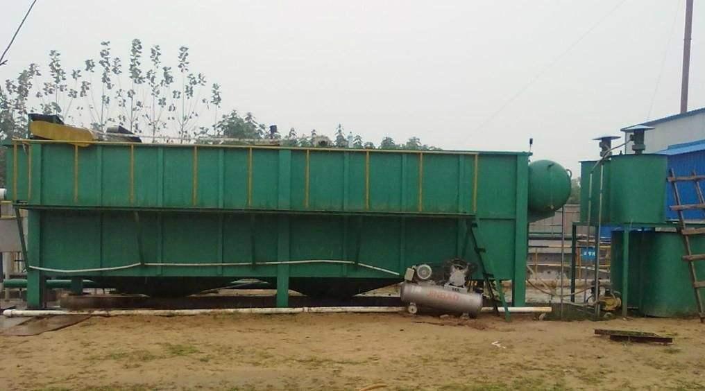 塑料颗粒厂污水处理设备