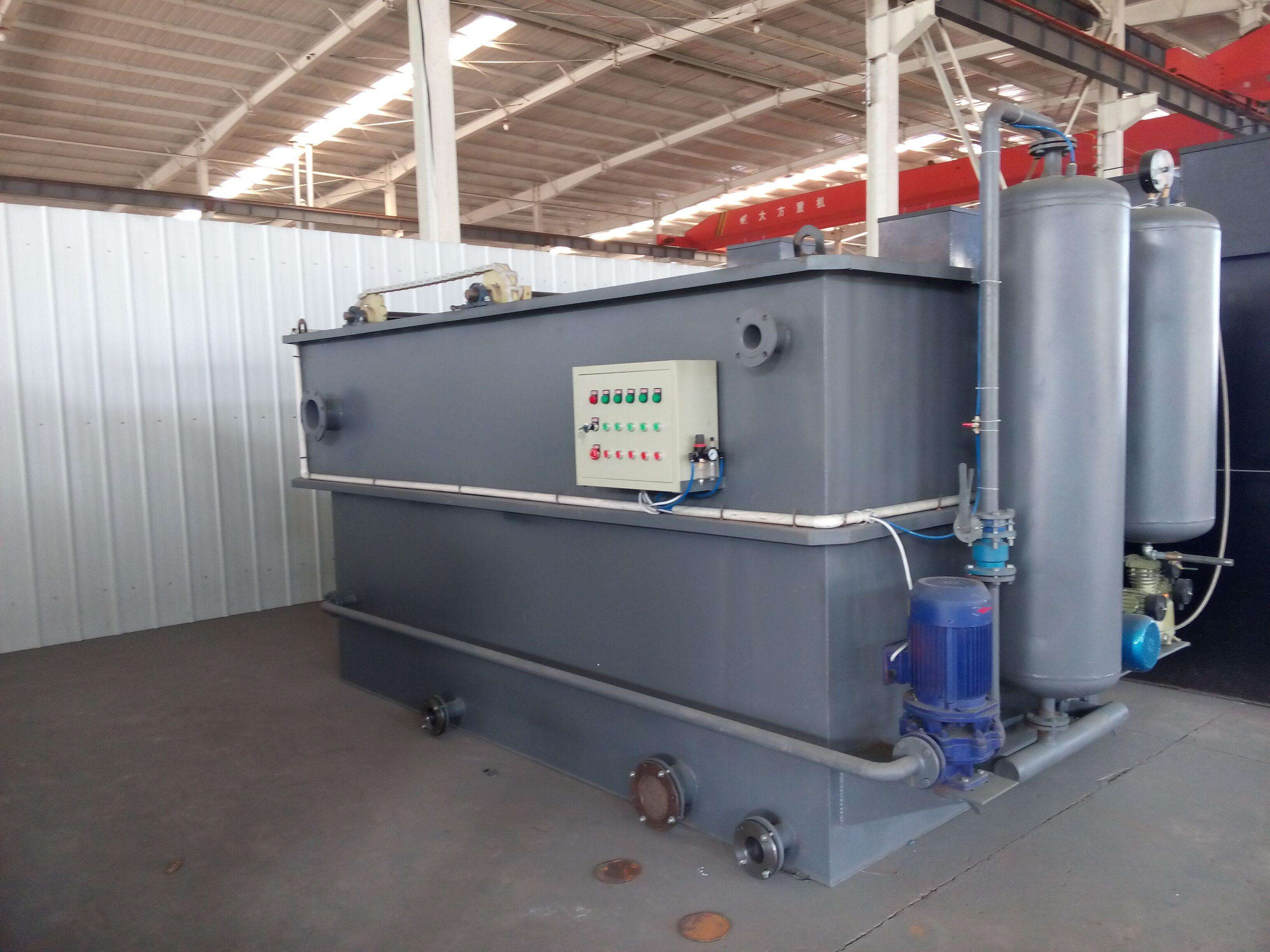 简单讲讲地埋式污水处理设备泵房的运行管理