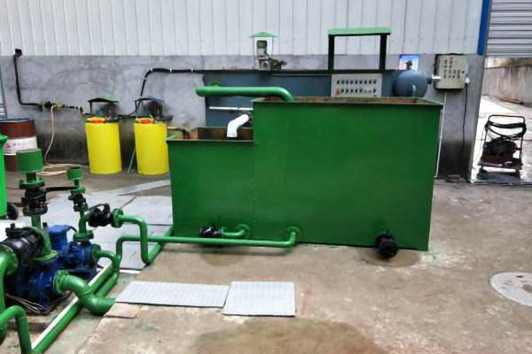 重金属铅污水处理设备