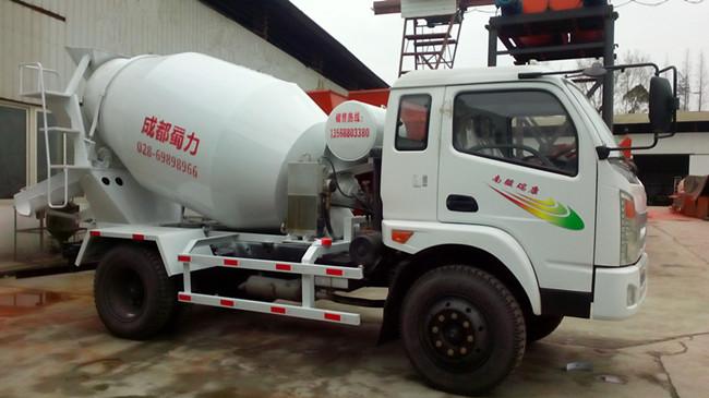 云南有小型混凝土搅拌罐车吗,价格是多少?
