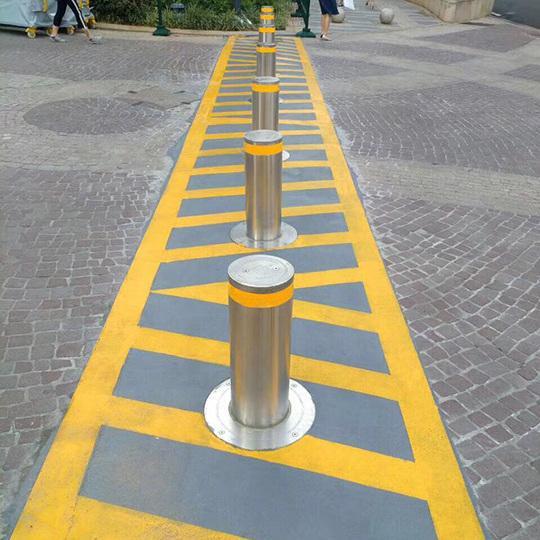 淄博/濟南升降柱的起降均可以通過合法授權信息自動完成