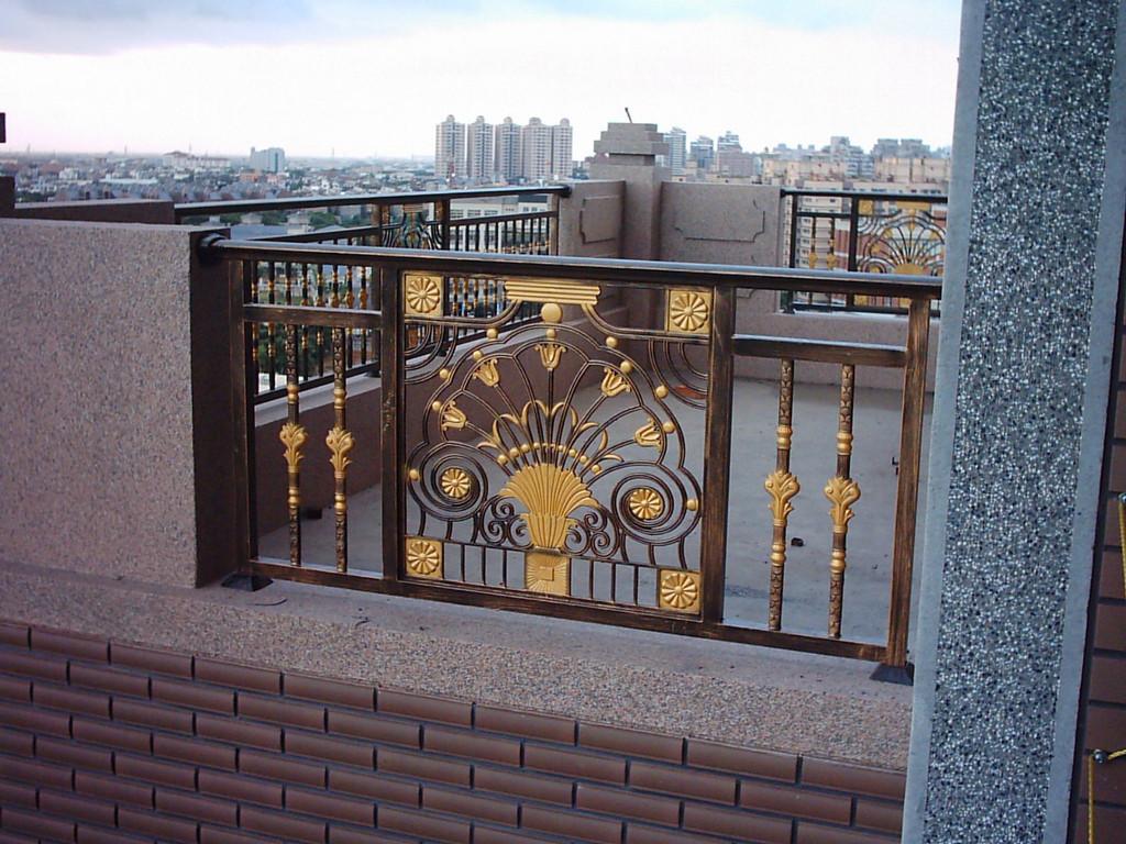 阳台锌钢阳台
