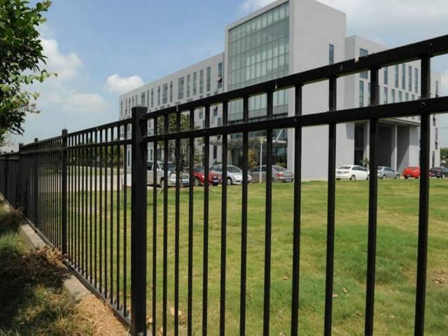 铸铁围墙栏杆