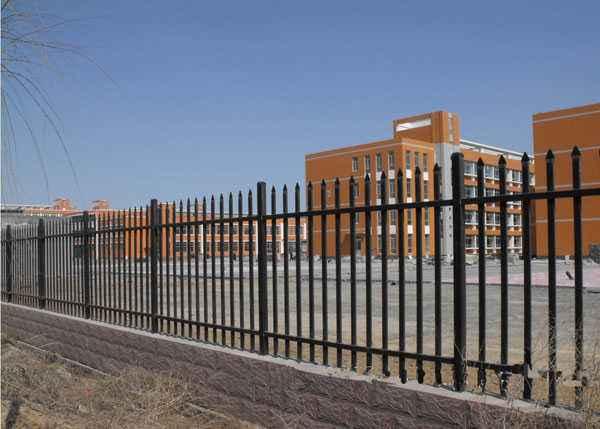 铁艺围栏围墙