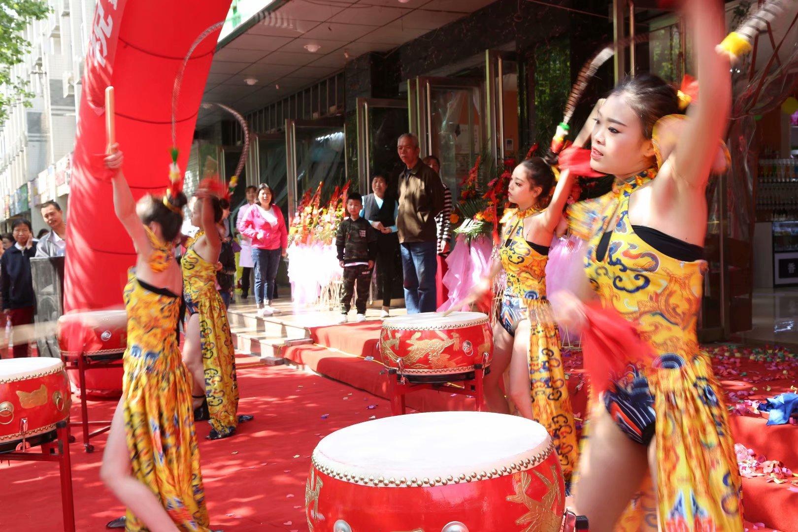 西安开业庆典
