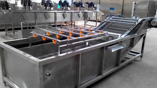 蔬菜清洗机的技术参数有哪些?