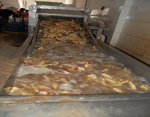 根河市/额尔古纳市 带你了解洗姜机的工作原理及结构介绍