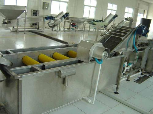 怎样正确操作使用洗姜机?