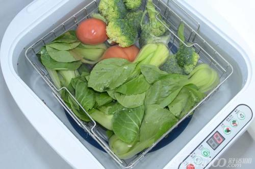 家用蔬菜清洗机的工作原理