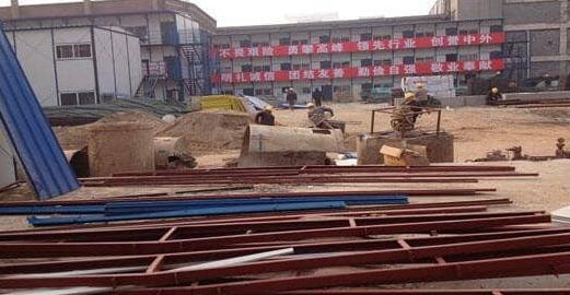 福州彩钢活动房厂家