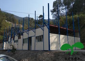 环保经济型活动房