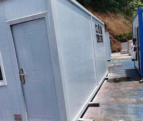 海运框架集装箱