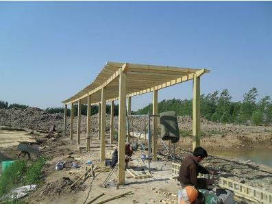 玉溪防腐木花架多少钱搭建一个