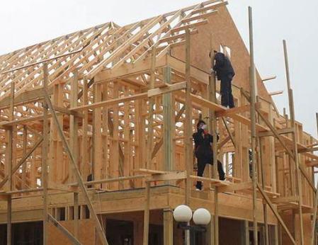 木屋别墅搭建