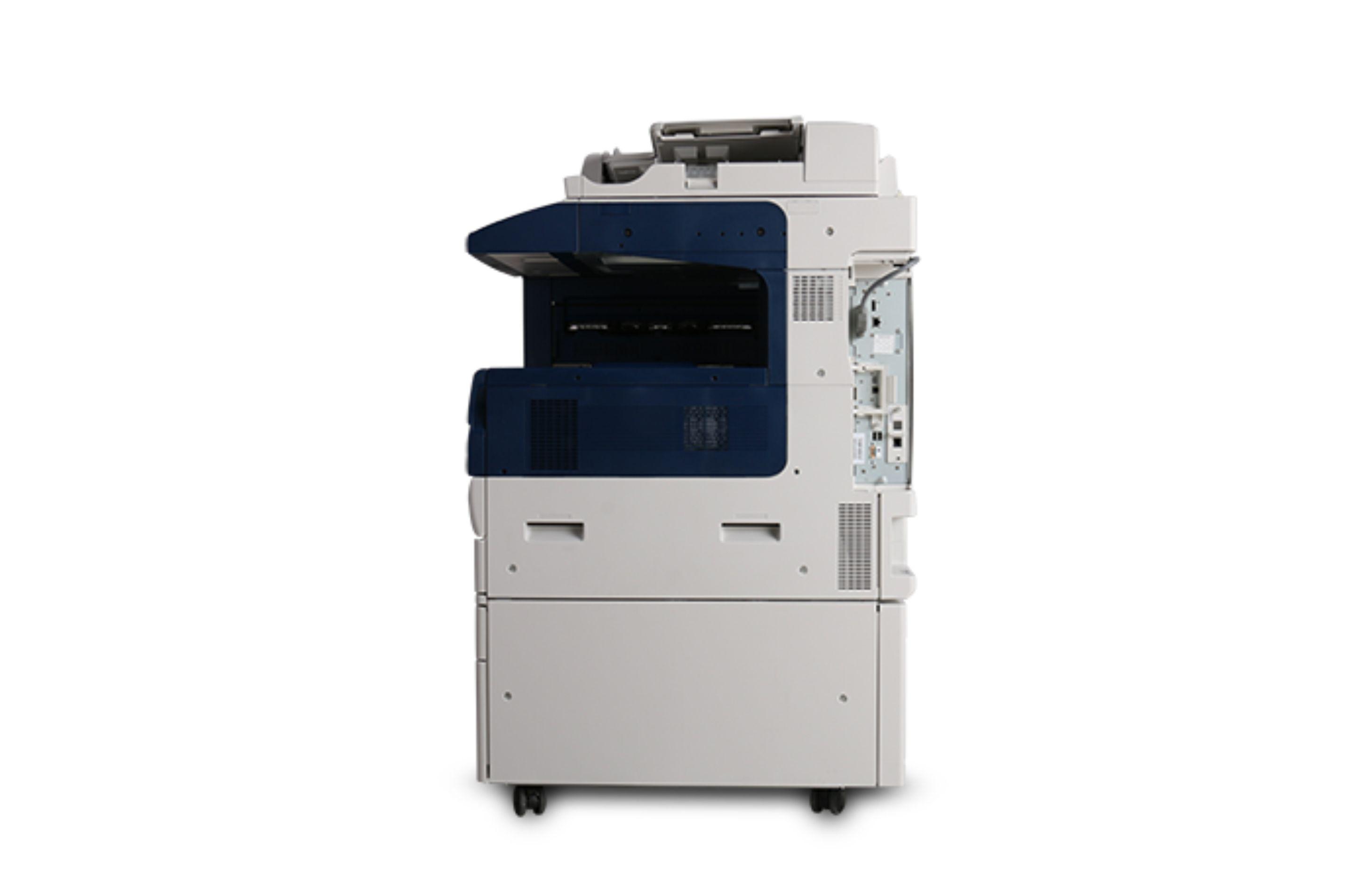 西安施乐彩色复印机五代7835/7845/7855高精度多功能一体机打印机亚博娱乐官网登录