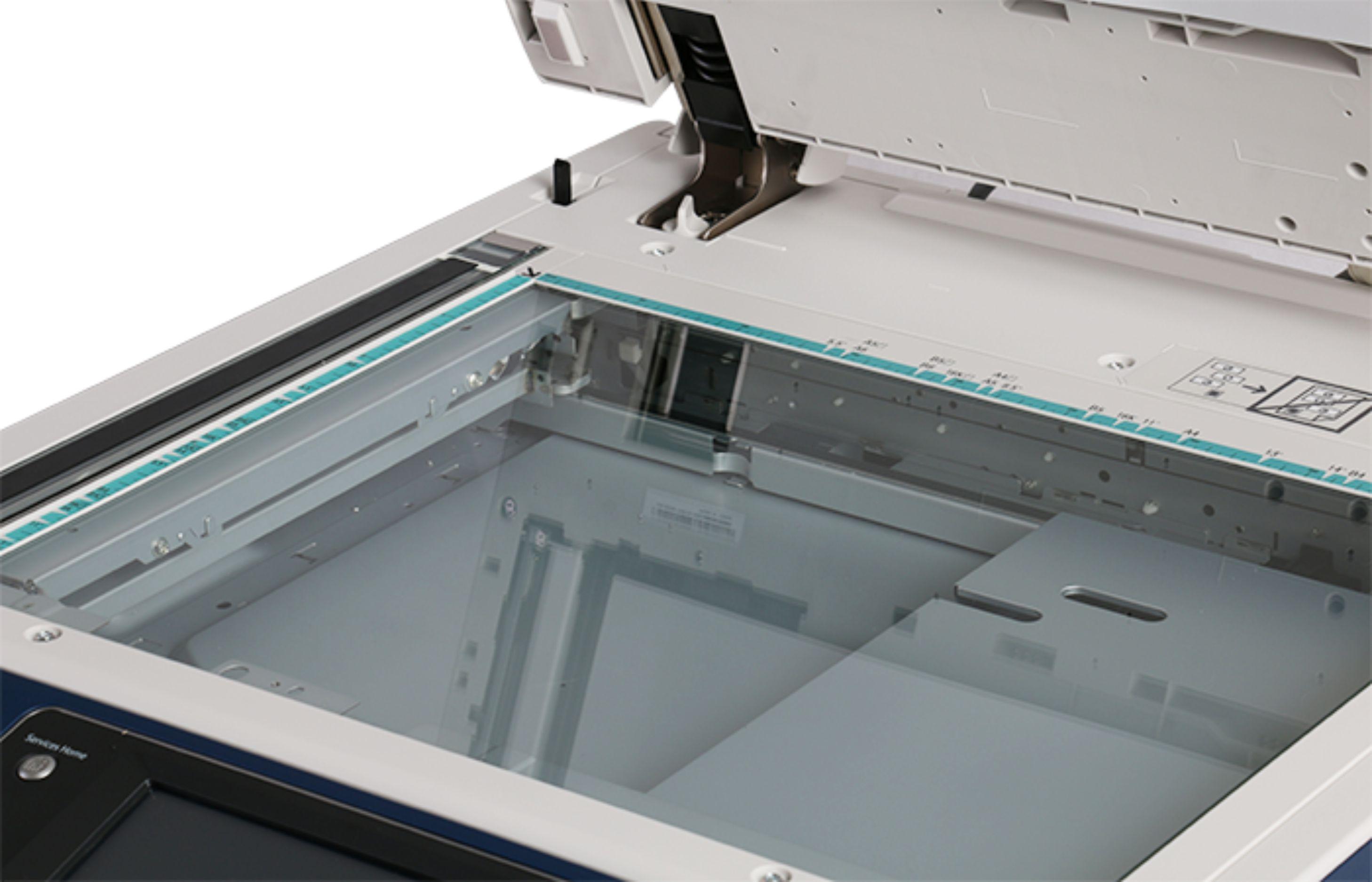 施乐彩色复印机五代7835/7845/7855高精度多功能一体机打印机新机