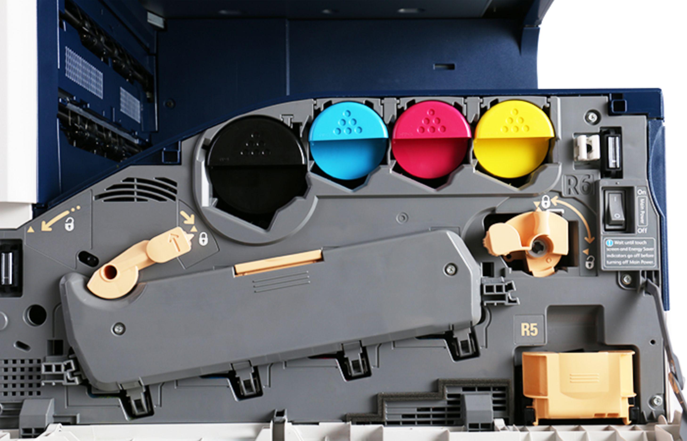 施乐彩色复印机五代7835/7845/7855高精度多功能一体机打印机再制造