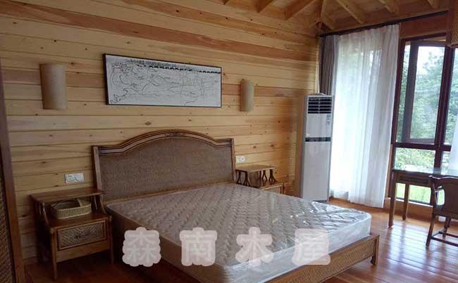 木屋配套实木家具