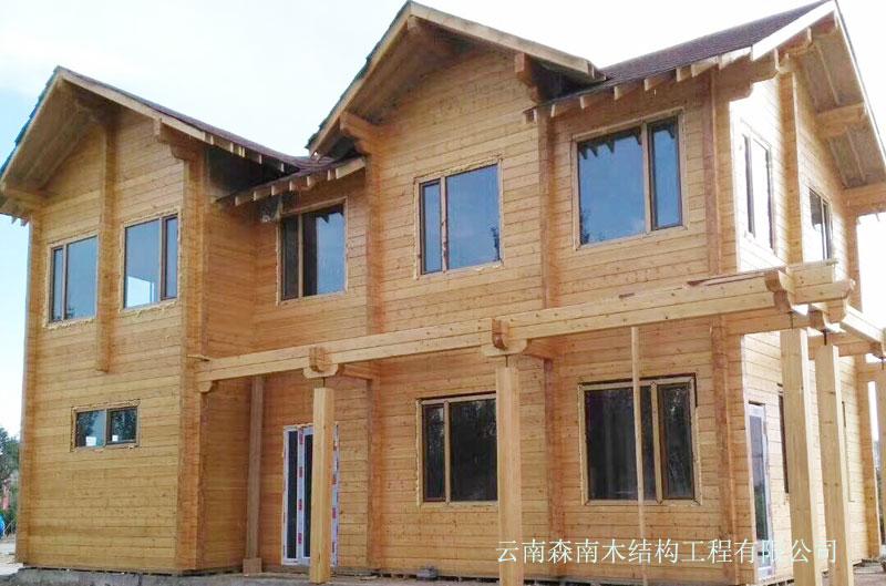 昆明重型木屋多少钱