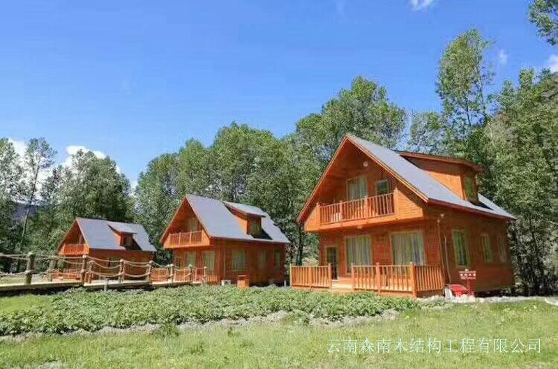 昆明重型木屋别墅