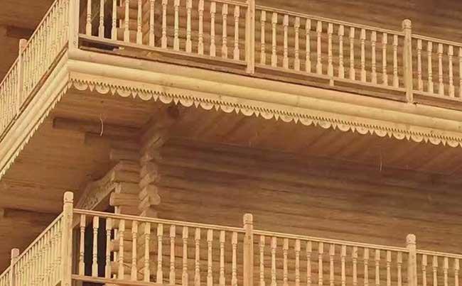 重型木别墅