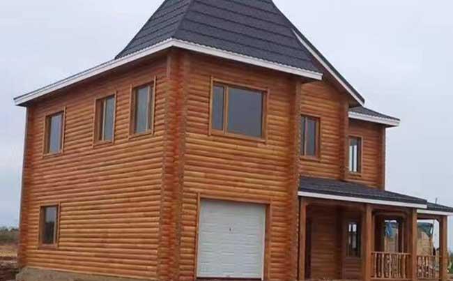 森南重型木屋定制