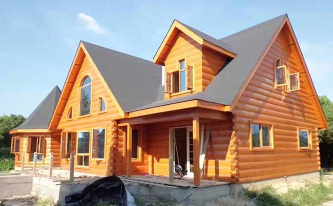 昆明重型木屋定制