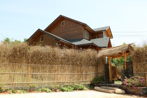 旅游度假木屋
