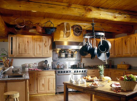 木屋配套家具
