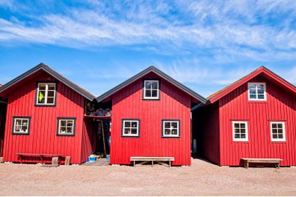 北欧风格木屋