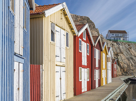 北欧风木屋