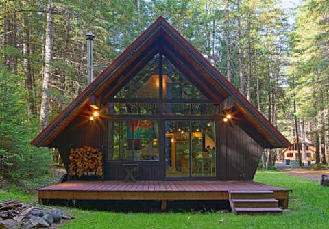 北欧风生态木屋