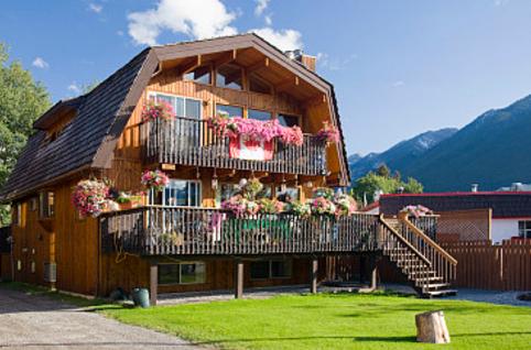 北欧风情木屋