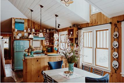 云南北欧式木屋