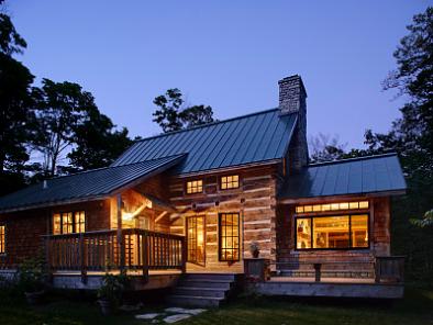 北美生态木屋