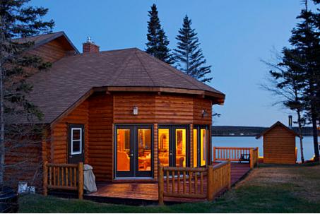 北美生态别墅